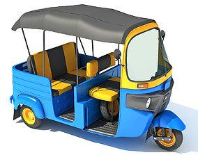 Mini Taxi 3D