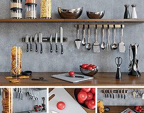 kitchenware Kitchen Set 3D model
