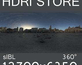 3D Groenplaats HDRi