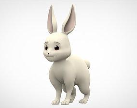 Beastars Haru 3D asset
