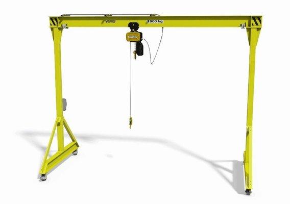Relocatable Gantry Crane