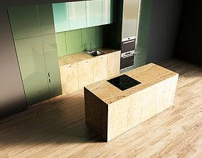 3D 117-Kitchen9 glossy 10