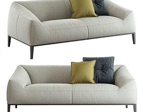 3D model sofa Leon