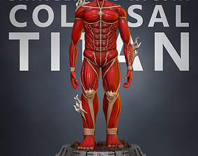 3D print model Colossal Titan STL
