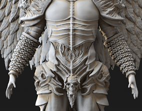 3D printable model Ancient God god