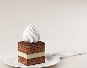 3D model Cake 03