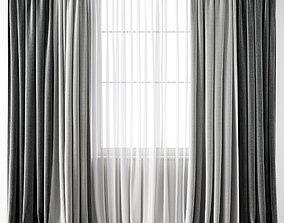 Curtain 143 3D model