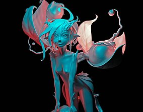 Fairy 3D print model