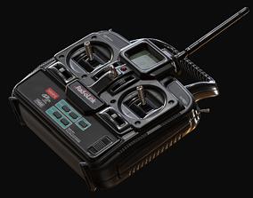 RC Controller 3D asset