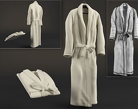 dressing gown 3D model
