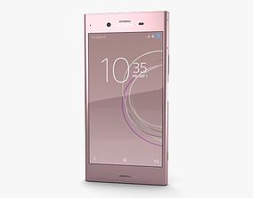 3D Sony Xperia XZ1 Venus Pink