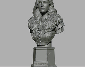 figurines Yennefer 3D print model