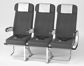 flight Airplane chair V4 3D