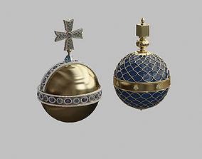 royal 3D Royal Scepter