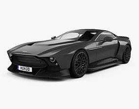 Aston Martin Victor 2020 3D model