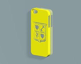 Zelda logo Cover for IPhone 5 3D print model