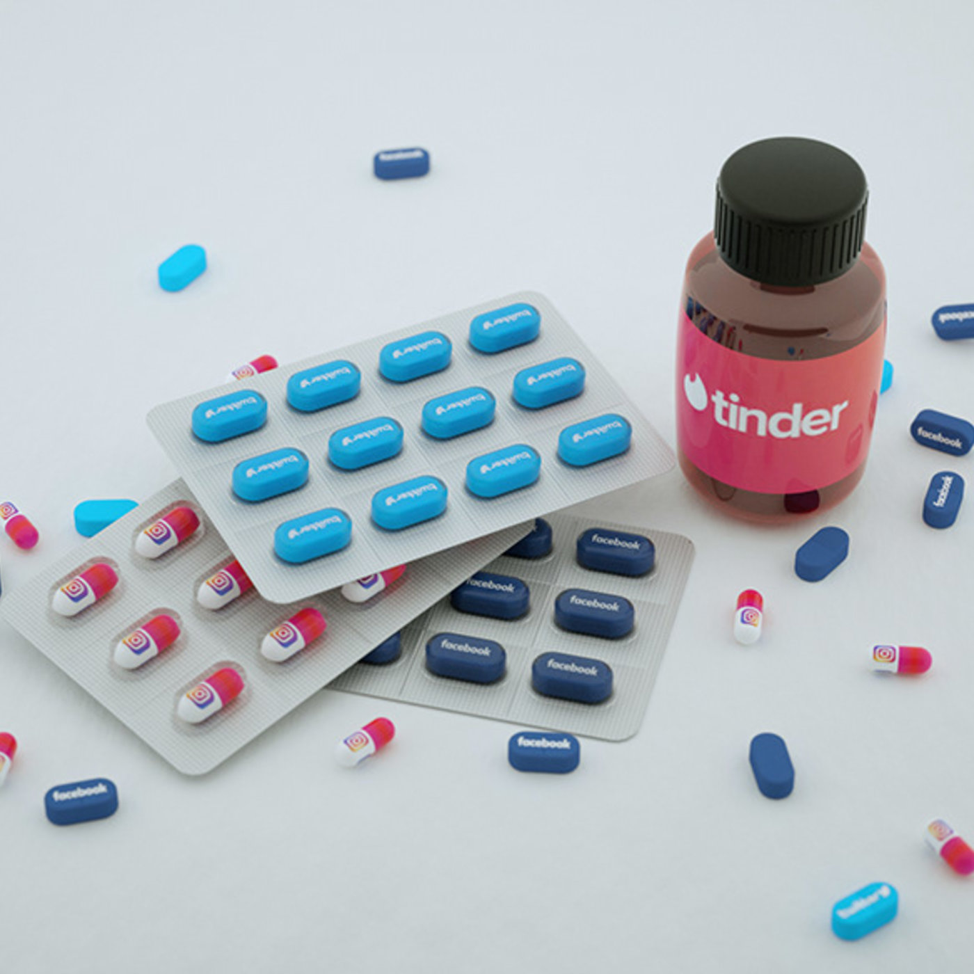 Any addiction could have a remedy !! What about Social Media drugs?