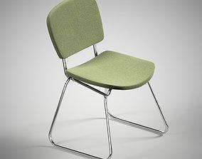 chair 101 3D model desk