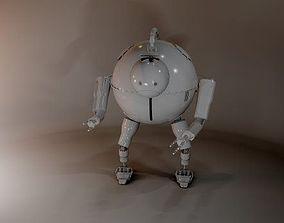 3D printable model Round Robot