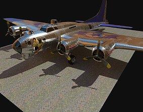3D asset buoing B 17