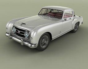 3D model Nash-Healey Le Mans Coupe