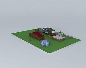 3D My dream house version 1