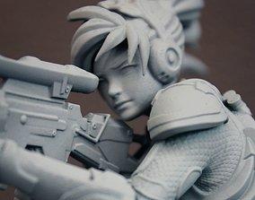 3D printable model Kerrigan as Ghost