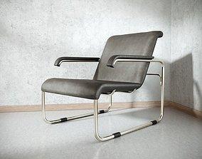 3D model Marcel Breuer B35 Chair