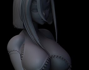 3D printable model Rachnera Arachnera Monster Musume no 3