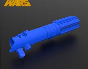 3D print model Luke Skywalker Lightsaber - ANH