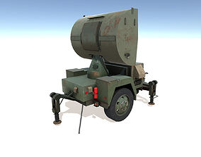 Military Set 3D model