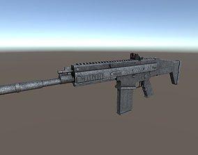 PBR Gameready Scar-h 3D model
