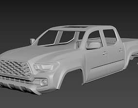 Toyota Tacoma 2020 Body For Print 3D printable model
