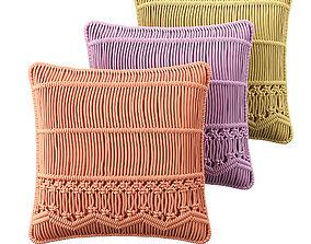 Cotton Cushions 3D