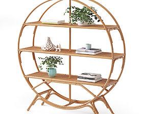 3D model Irving Bookcase