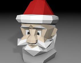 Santa 3D print model