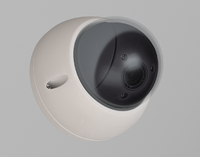 3D Dahua SD22204T surveillance camera