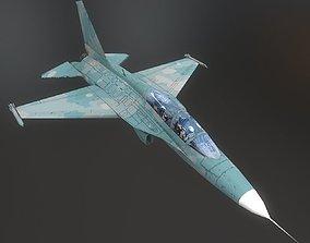 3D model T50i Golden Eagle