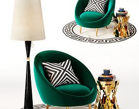 Ether Chair Jonath Anadler 3D