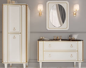3D Mia Italia Petit 1 Bathroom furniture