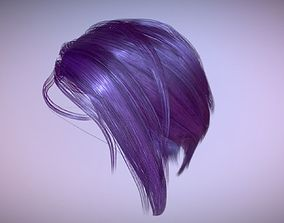 3D model Hair Shader System for Unreal Engine 4