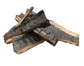 3D model Firewood Scan