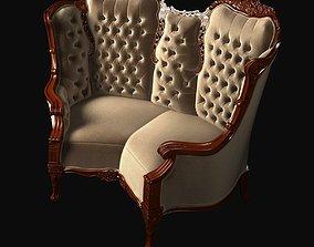 Michelle Marti Curious Sofa 3D
