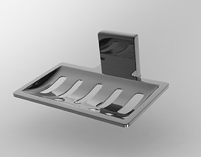 bathroom detail Soap dish 3D model