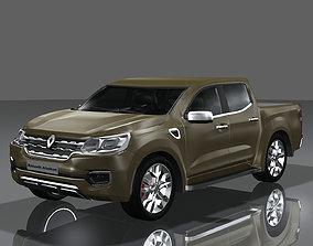 alaskan Renault Alaskan 2017 3D model