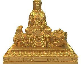 3D printable model Goddess of Mercy confucius