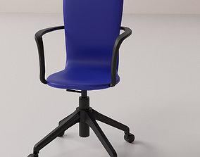 swivel desk Office Chair 3D