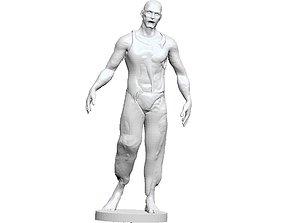 Zombie Figurine 3D print model
