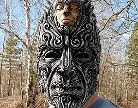 3D printable model Mask of Eternity