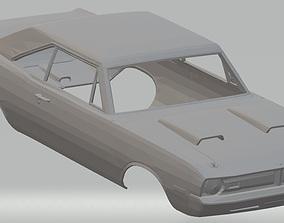 Dodge Dart Swinger 340 Printable Body Car